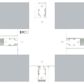 ERCO Flügelschiene Kreuzverbinder